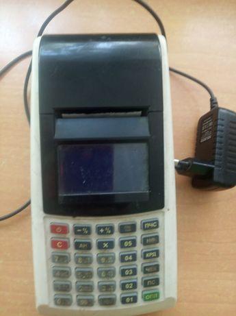 Продам контрольно кассовый аппарат микро Х.М