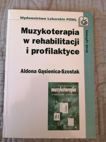 Książka Muzykoterapia w rehabilitacji i profilaktyce