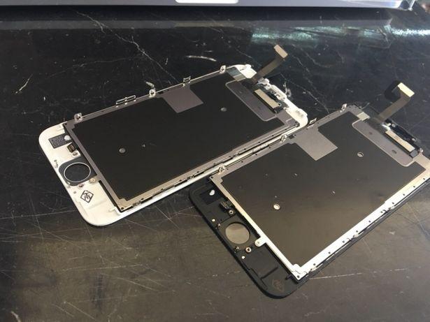 Naprawa Wymiana Wyświetlacza Zbitej Szybki LCD iPhone 5 6 6+ 6s 7 7+ 8