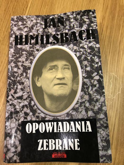 Opowiadania zebrane | Jan Himilsbach Warszawa - image 1