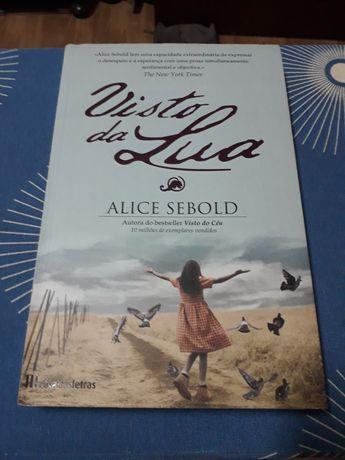 Visto da Lua -Alice Sebold
