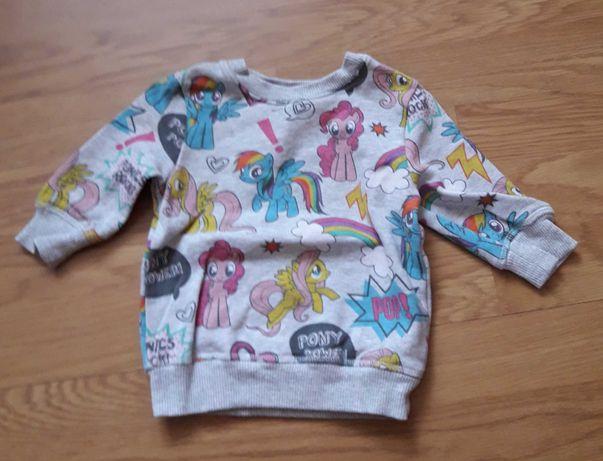 Bluza next my little pony rozm 68-74
