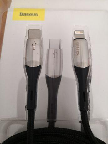 Kabel zasilający Lightning - USB-C Iphone