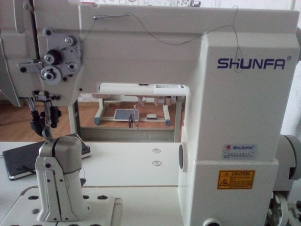 Колонковая швейная машина Shunfa SF 9910