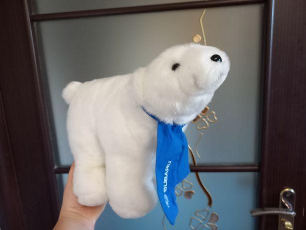 Белый мишка SUBARU