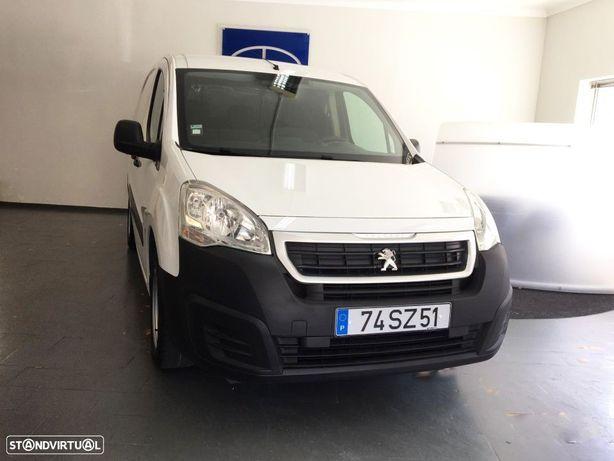 Peugeot Partner 1.6 BlueHDi Longa 3 Lug. 100 Cv