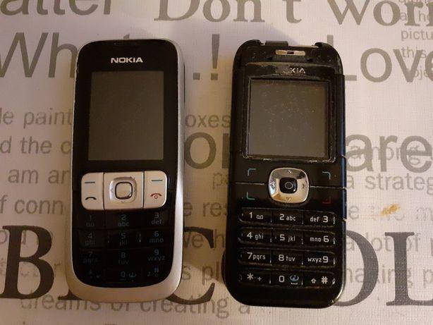 Nokia 2630 Nokia 6030 dwie sztuki