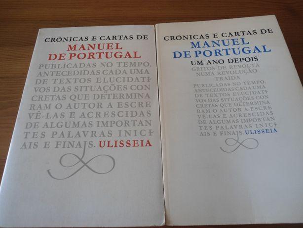 2 Crónicas e Cartas de Manuel de Portugal