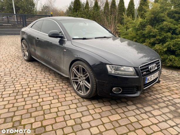 """Audi A5 Audi a5 3.0 tdi 240km, felgi 20"""" nowe opony"""