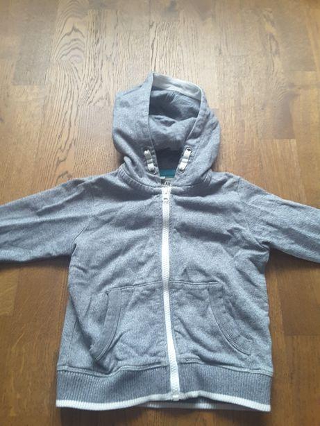 Bluza z kapturem 104-110