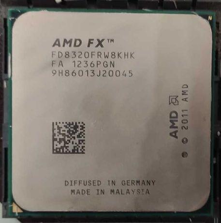 Процессор AMD FX 8320 (FD8320FRW8KHK)
