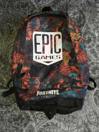 Nowy plecak Fortnite.