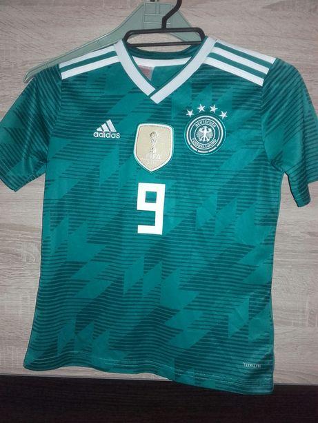 Niemcy dziecko 140 Adidas A #9 18/19