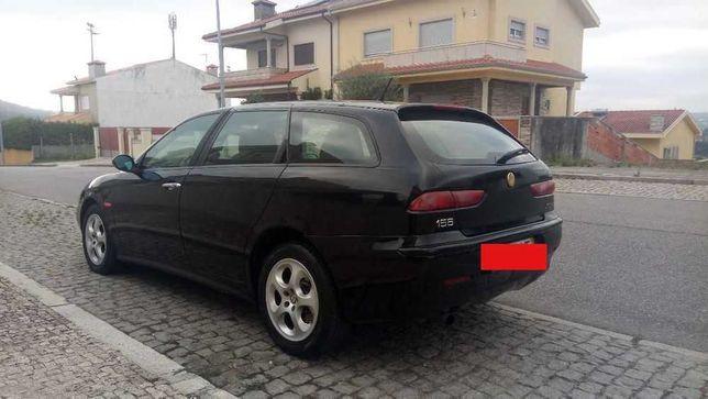 Alfa Romeo SW 156 1.9 JTD 140cv Som Bose