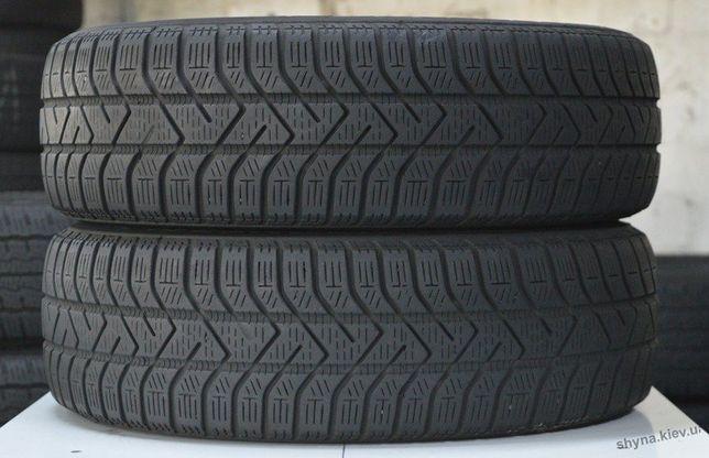 Зимние шины б/у 175/65 R14-82T-Pirelli Winter 190 Snowcontrol Serie II