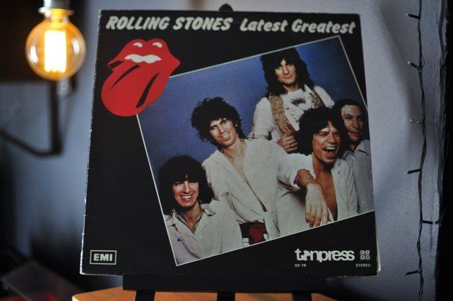 The Rolling Stones – Latest Greatest / Winyl Rock & Roll, Rock