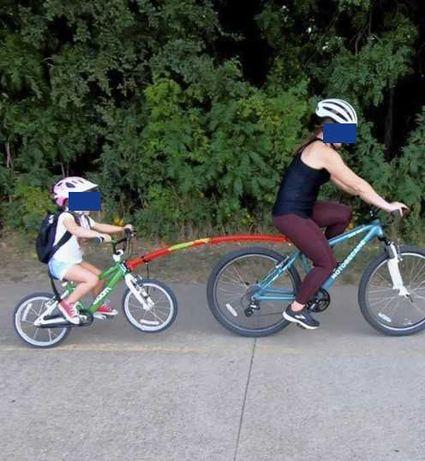 Atrelado Bicicleta Criança Gator