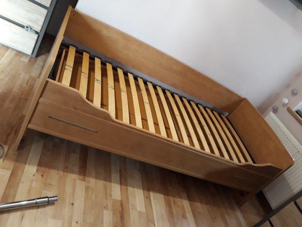 Łóżko ze skrzynia 210x100