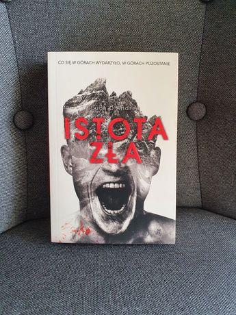 Książka: Istota zła - D'Andrea Luca