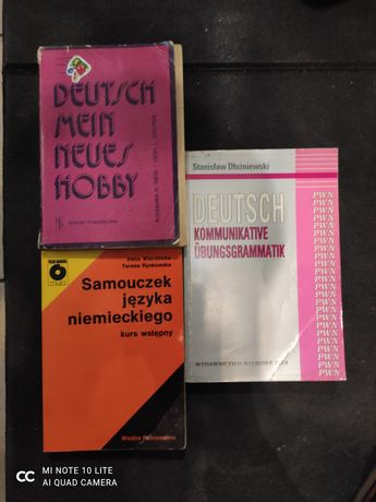 Niemiecki, zestaw do samodzielnej nauki