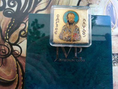 Monety kolekcjonerskie o tematyce religijnej