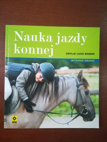 Nauka jazdy konnej Sibylle Luise Binder