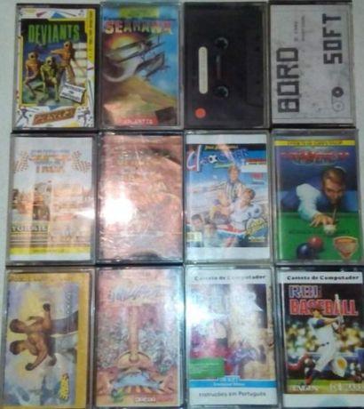 Jogos para Spectrum Sinclair 128k e 48k