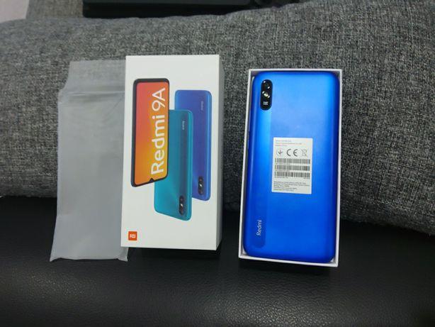 Smartphone Redmi 9A 32GB Blue - Novo - Garantia 2 anos