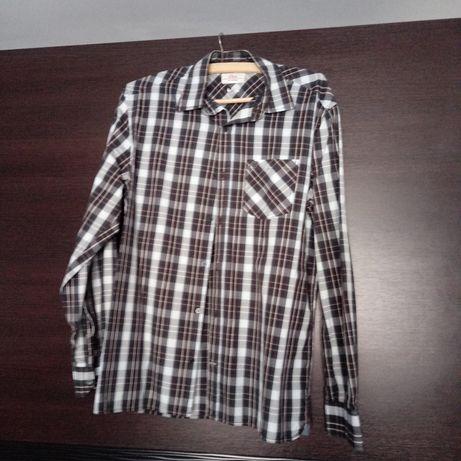 Koszula męska w kratę S.Oliver L