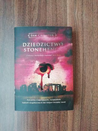 Sam Christer - Dziedzictwo Stonehenge