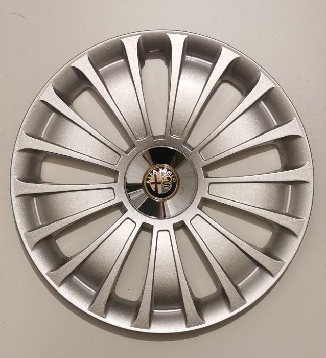 "oryginalne kołpaki do Alfa Romeo 15"" komplet 5 szt. Kruszewnia - image 1"