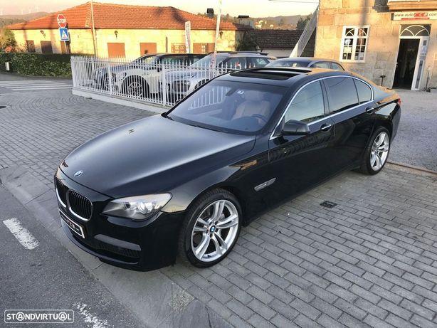 BMW 740 d Pack M MOTOR NOVO