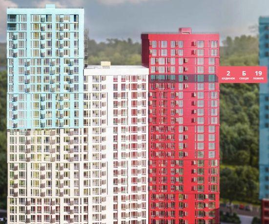 Продам Свою Квартиру 39кв.м. ЖК Svitlo Park БЕЗ КОМИССИИ ключи вот-вот