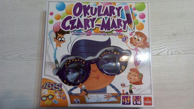 Okulary Czary Mary Planszówka PREZENT GRATIS (Kup Kilka Przedm=RABAT)