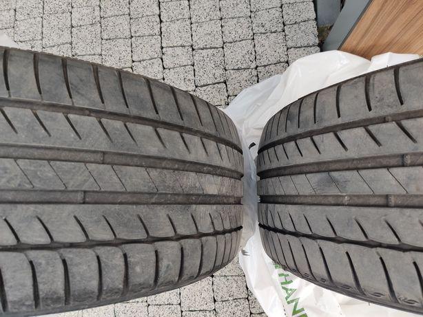 Para opon Michelin 225/45/17 2014 rok 5-5.5 mm
