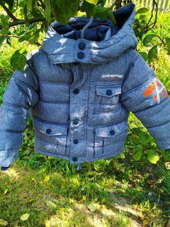 Детская ,стильная курточка фирмы h&m, H&M 1,5- 2,5года
