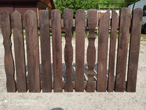 Sztachety drewniane każda długość PRODUCENT