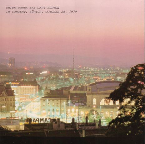Vinil Chick Corea And Gary Burton – In Concert, Zürich (Álbum Duplo)