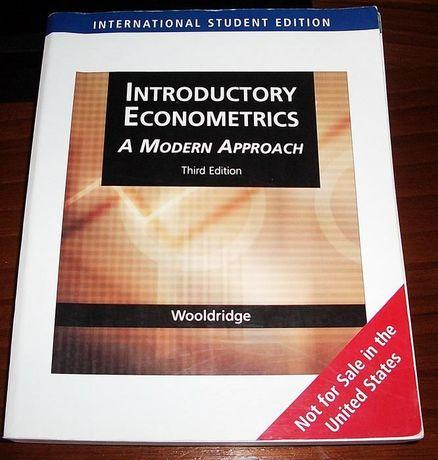 Introductory Econometrics - A modern approach