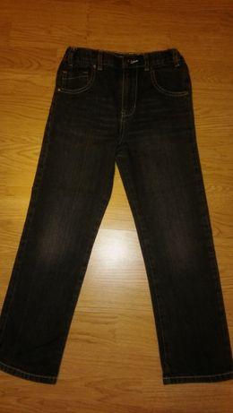 Jeansy dla chłopca 134cm