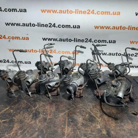 Турбина 1.5 dCi 54359700002/54359700000/543597000012 Renault Megane