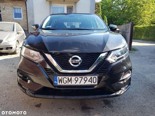 Nissan Qashqai Jak nowy ::Lekko uszkodzony ::Salon PL::Okazja