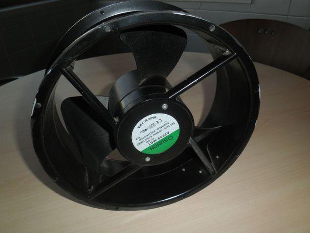 Ventilador 240V AC, 14.15 m^3, 254mm, 89mm