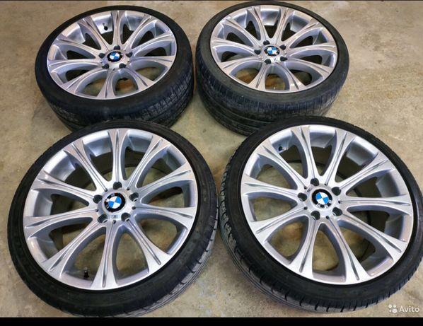Продам колеса BMW e60 M 166стиль