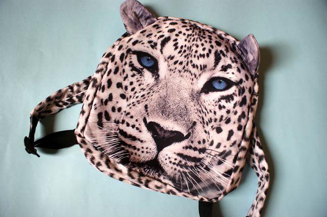 Lindex plecaczek dla dziecka pantera nowy