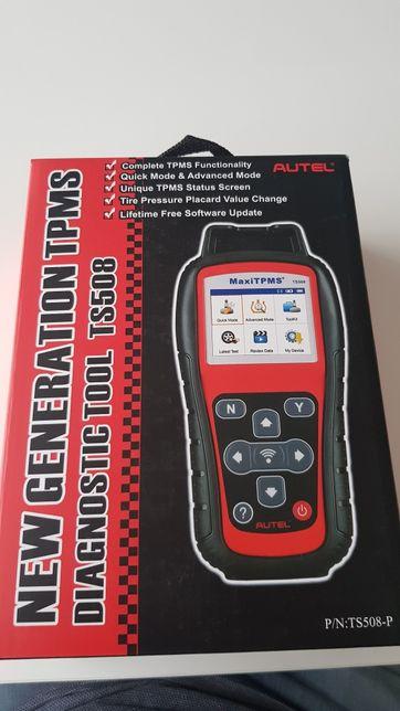 Nowy programator czujników TPMS Autel TS 508