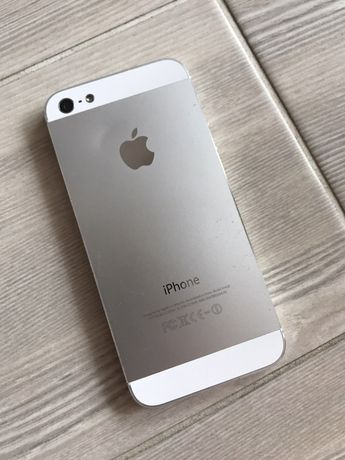 iPhone 5 White 16gb Neverlock