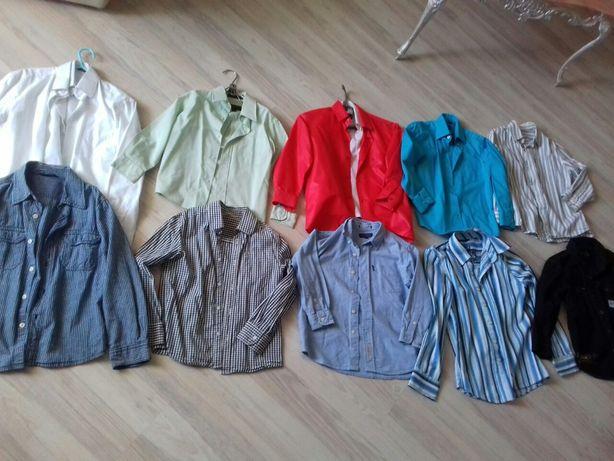 Сорочки,піджаки на 1-3 клас