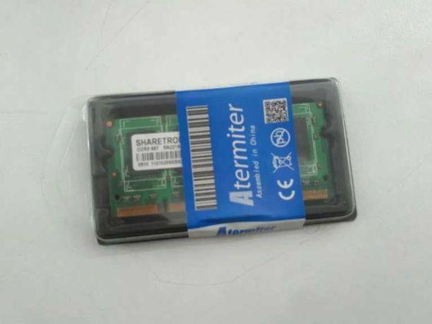 Оперативная память DDR2 PC2-5300 677MHz 1GB (sharetronic sn221ng08eaf)