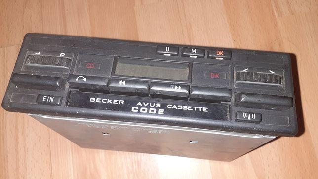 Radio samochodowe mercedes 124